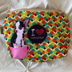 Pawies Cosmetic pouch Chihuahua